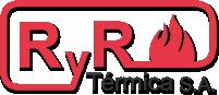 R&R Térmica Logo